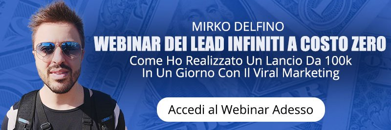 Webinar Online Marketing Italia