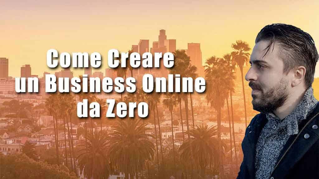 Come creare un business online da zero