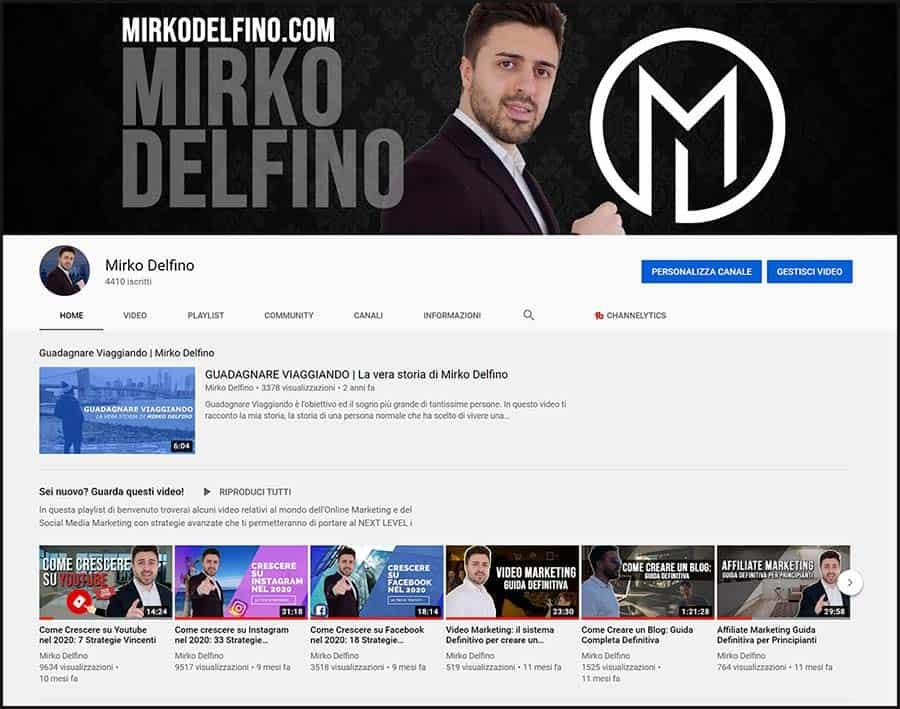 strategie per crescere su youtube
